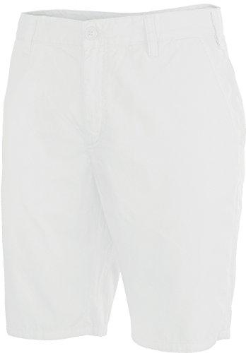 Kariban - Pantalón corto - para hombre Washed White
