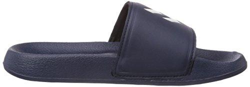Hummel HUMMEL SPORT SLIPPER - Zapatillas De Agua de material sintético Unisex adulto azul - Blau (Dress Blue / White 7648)