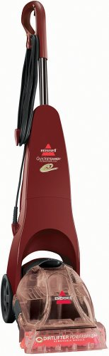 BISSELL Quicksteamer Powerbrush Lightweight Upright Deep Carpet Cleaner, 2080