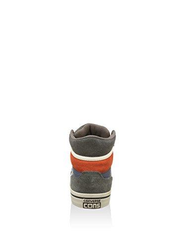 Converse Sneaker Alta Pro Blaze Hi Grigio/Blu EU 37