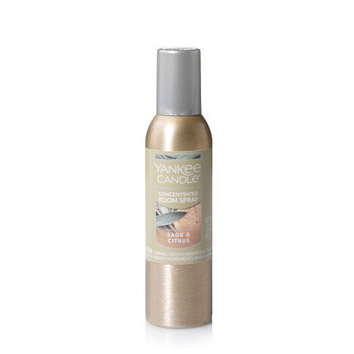 (Yankee Candle Sage & Citrus Concentrated Room Spray, Fresh Scent)
