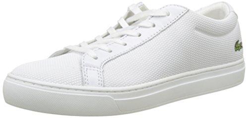 Mujer Wht Caw Blanco Zapatillas 12 12 Lacoste BL L 2 para BxZ6Sq8P