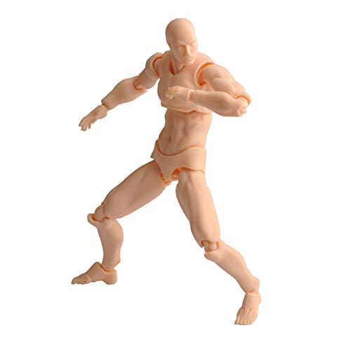Muhubaih Figma 2.0 Youth Edition CHAN / Kun he she PVC Action Figure Skin Color Nude Male Female Joint Figure Collections Gifts for - Edition Figure Pvc