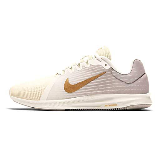 8 Zapatillas Multicolor De Mujer Running phantom Gold Downshifter 012 Wmns Para Particle metallic Nike moon HqZx4EF