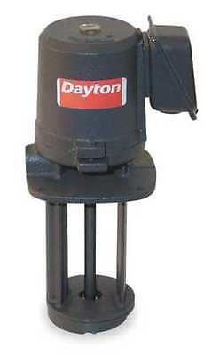 Pump 460v - Oil Coolant Pump, 1/8 HP, 3Ph, 230/460V
