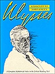A Handlist to James Joyce's Ulysses: A Complete Alphabetical Index to the Critical Reading Text (Garland Reference Library of the Humanities)