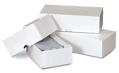 Amazon 7 x 3 12 x 2 white business card boxes 50 boxes 7quot x 3 12quot x 2quot white business card boxes colourmoves