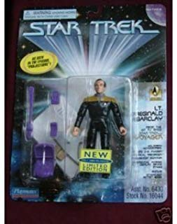 Amazon.com: Star Trek Voyager: lt. Reginald Barclay: Toys ...