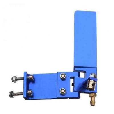 75mm de en métal aspiration Rudder eau pour Remote Control RC Bateau
