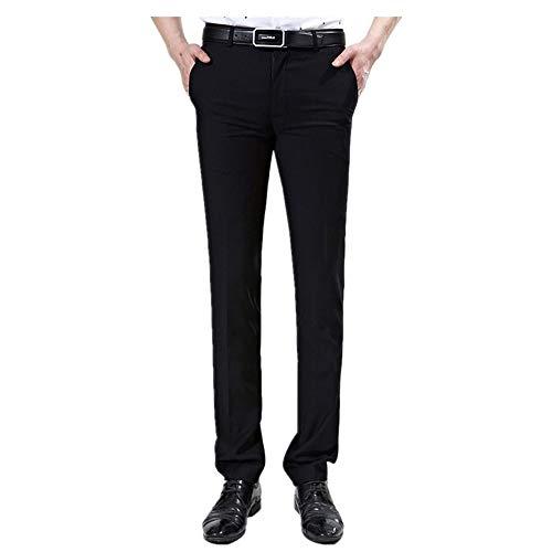 Uomini La Taglio Carriera Gli Go Piccoli Lavorativa Il Shopping Per È Di Easy Black Pantaloni FnRwE0qE