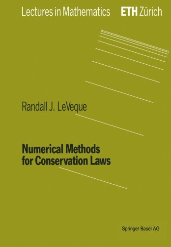 Numerical Methods for Conservation Laws (Eth Media)