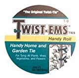 Twist-Ems Plant Ties, Continuous Roll, 200 Foot Roll