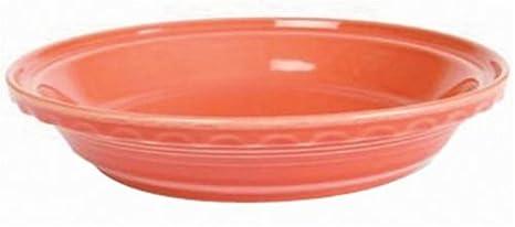 Fiesta Tangerine 487 10-Inch Deep Dish Pie Baker  sc 1 st  Amazon.com & Amazon.com: Fiesta Tangerine 487 10-Inch Deep Dish Pie Baker: Pie ...