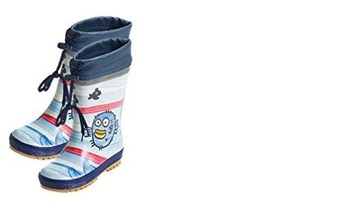 MaxiMo-bottes en caoutchouc regenstiefel kugelfisch taille unique 26