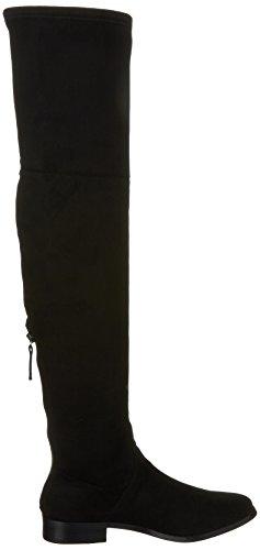 Steve Madden Women's Odessa Ankle Boots Black (Black Micro) 3BvOqA