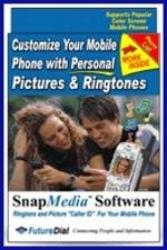 SnapMedia Ringtone & Picture Caller ID for Mobile Phones Sanyo LG Hitachi (Ringtones Lg Phone)