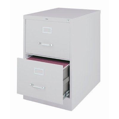 2-Drawer Commercial Legal Size File Cabinet Finish: Black