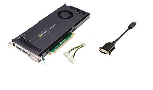 (DELL nVidia QUADRO 4000 2Gb 3D GDDR5 PCI-E Card 256 CUDA Cores , P/N : 731Y3)
