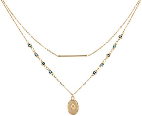 Layered Necklace Layering Bohemia Handmade product image