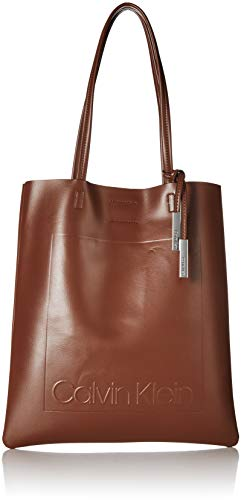 Calvin Klein Nora Novelty North/South Magazine Tote, Luggage by Calvin Klein