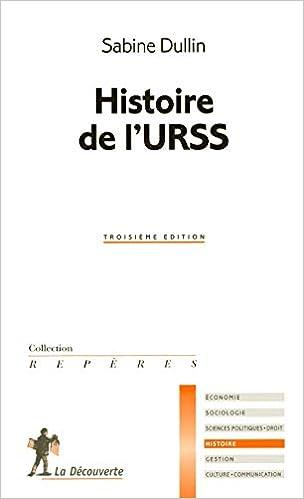 Amazon Fr Histoire De L Urss Sabine Dullin Livres