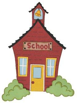 BK0937 School House -