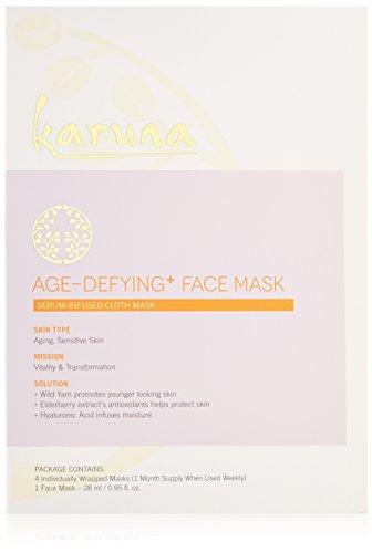 Karuna Age Defying Face Mask Pack