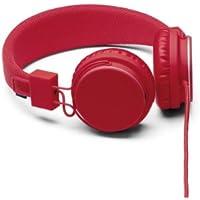 UrbanEars Plattan Headphones Tomato, One Size