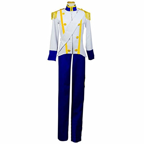 Cuterole Mermaid Prince Eric Cosplay Costume Adults Party Halloween Outfit (Eric And Ariel Halloween Costumes)