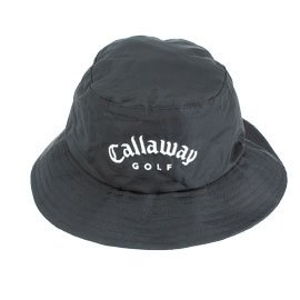 e2ebe4c27fb Callaway Golf Waterproof Bucket Hat S  M  Amazon.co.uk  Sports ...