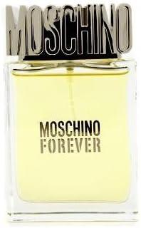 Moschino Forever por Moschino, agua de colonia para hombre, en spray 3.3 oz: Amazon.es: Belleza