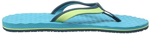 Verde Green Para Sandalias Base Bluebird Budding North The Camp Face Mini Mujer Deportivas W W8vnw7qZ
