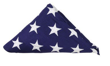 Valley Forge Cotton Replacement Flag 3' X 5' Cotton United S