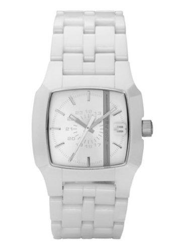 Diesel White Ceramic  Men's Watch  DZ1421