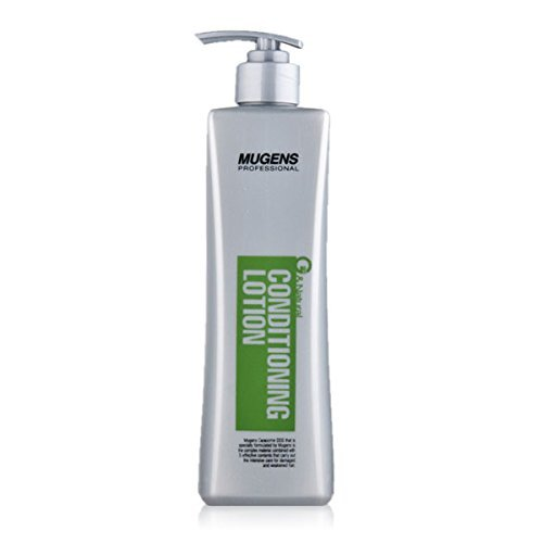 Welcos Mugens Gets&natural Conditioning Lotion 500ml Smooth Flexible Feel and Moisturizing Effect to the Hair ()