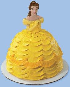 Disney Princess Belle Petite Doll Cake Topper Amazon Co Uk Toys