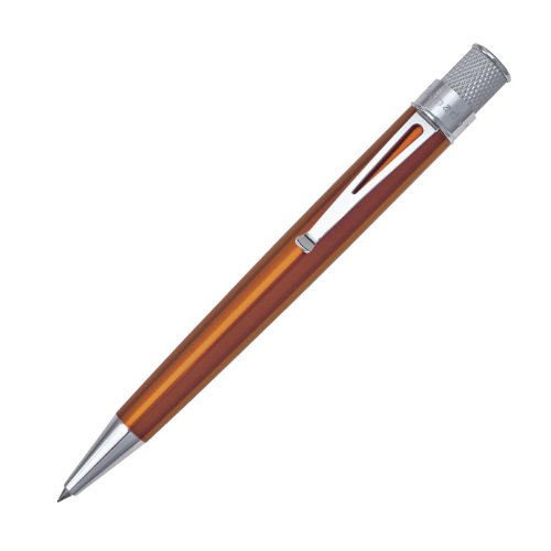 Retro 1951 Tornado Rollerball Pen, Orange (VRR-1302)