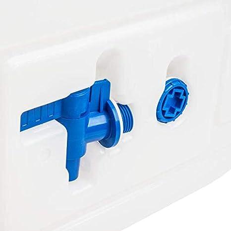 BFG Bradas Wasserkanister mit Hahn für Trinkwasser geeignet Wasserbehälter 20 l