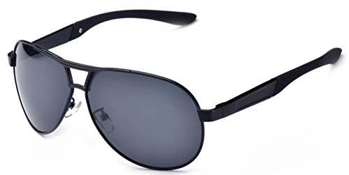 Big Frame Black Summer Sunglasses Nice For Driving