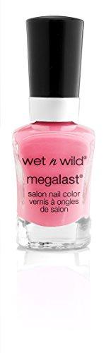 wet n wild Megalast Nail Color, Candy-licious, 0.45 Fluid Ounce