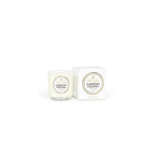VOLUSPA CANDLE in Gardenia Colonia 3oz Boxed Votive ()