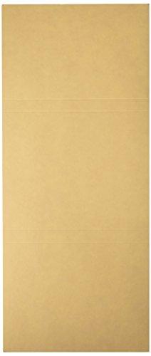 PDC Healthcare F3B File Folder Double Fold for Prescriptions Cardboard, 5-1/2