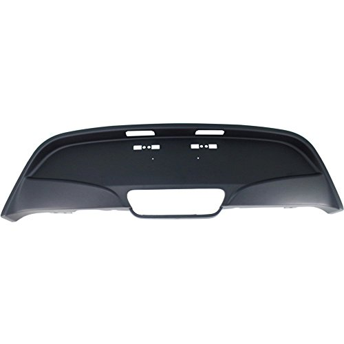 New Evan-Fischer EVA178112515312 Rear, Lower BUMPER COVER Textured Direct Fit OE REPLACEMENT for 2012-2016 Hyundai Veloster