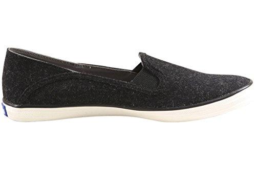 Sneaker Di Moda In Lana Gonne Nero Keds Donna