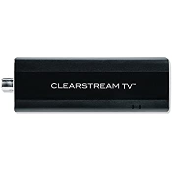 ClearStream TV Over-the-Air WiFi Tuner Adapter, Connects to Any TV Antenna