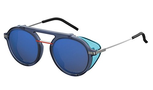 New Fendi FF M 0012/S Fantastic PJP/XT Blue/Grey Blue Sunglasses