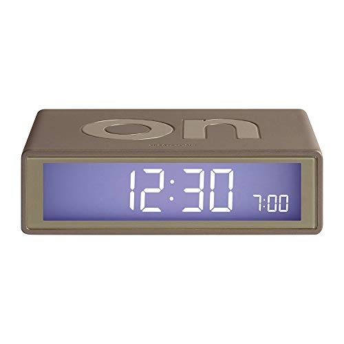 Lexon Flip Clock - Rose Gold