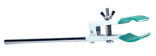 Extension Clamp - SEOH Clamp Extension Laboratory Steel Rubber Lined Jaws