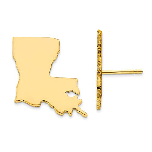 GP LA Large State Earring...