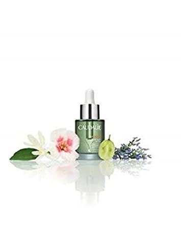 Caudalie Vine activ Overnight Detox Oil. Overnight Dry Face Oil Infused with Grape Seed, Lavender and Rosehip Oils to Moisturize Skin and Eliminate Toxins 1.01 Ounce 30 Milliliters